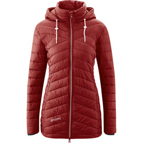 Maier Sports Notos Cappotto Donna, sun-dried tomato
